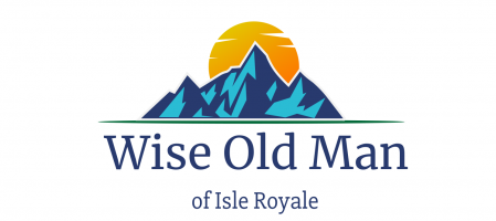 Wise Old Man of Isle Royale